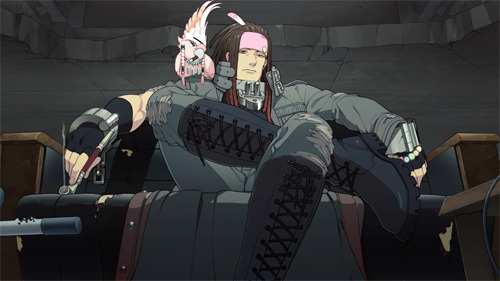 DRAMAtical Murder: Mink's Route (1/6)