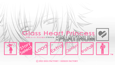 Glass Heart Princess: Platinum: After Story, Triangle Date (1/6)