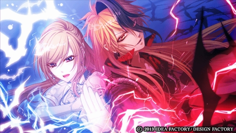 Glass Heart Princess: Platinum: After Story, Triangle Date (4/6)