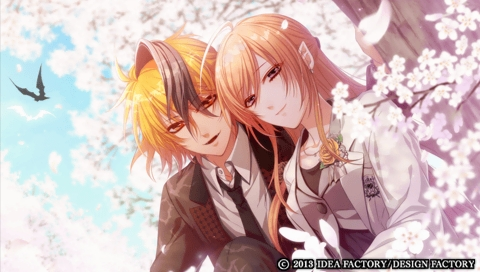 Glass Heart Princess: Platinum: After Story, Triangle Date (5/6)
