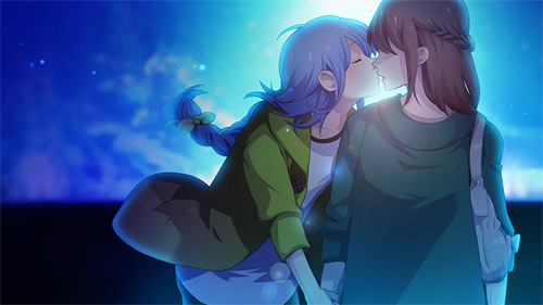 Dot Kareshi -We're 8bit Lovers!- III ~Yami no Hanayome~ (5/6)
