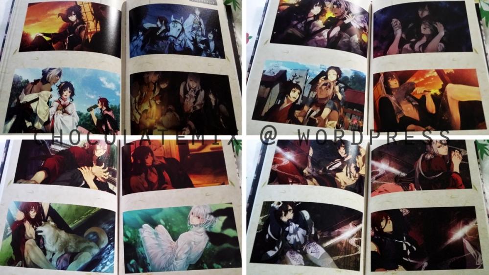 Ken ga Kimi Artbook (3/4)
